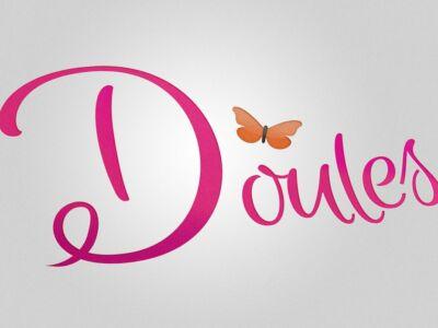Doula, graafinen suunnittelu, Logo yritykselle Doules