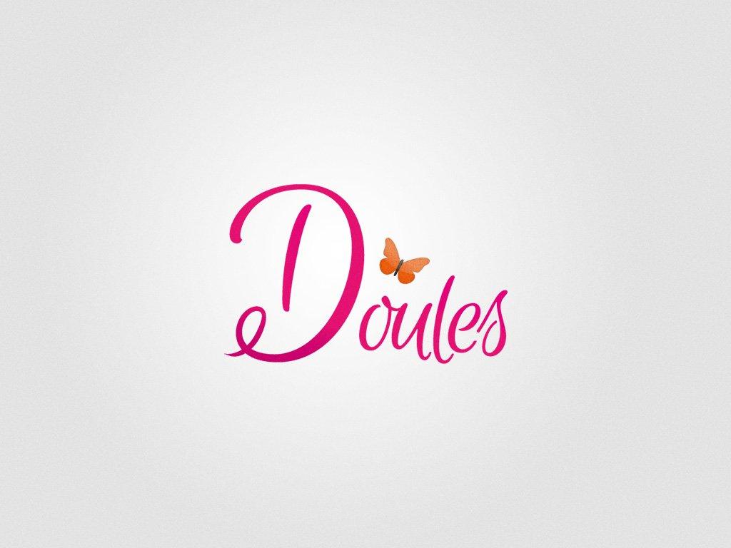 graafinen-suunnittelu-Doules-logo