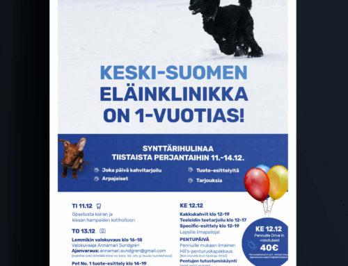 Keski-Suomen Eläinklinikka