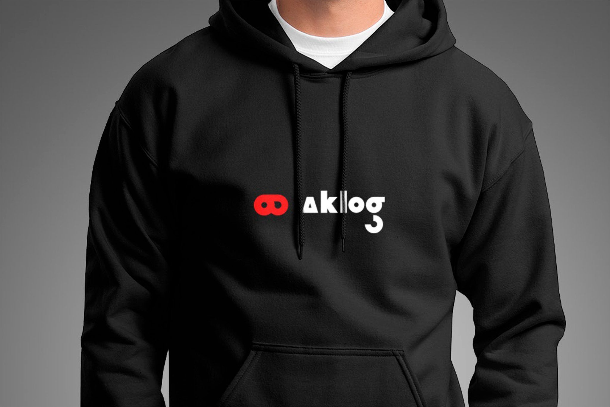 logon-suunnittelu-musta-huppari
